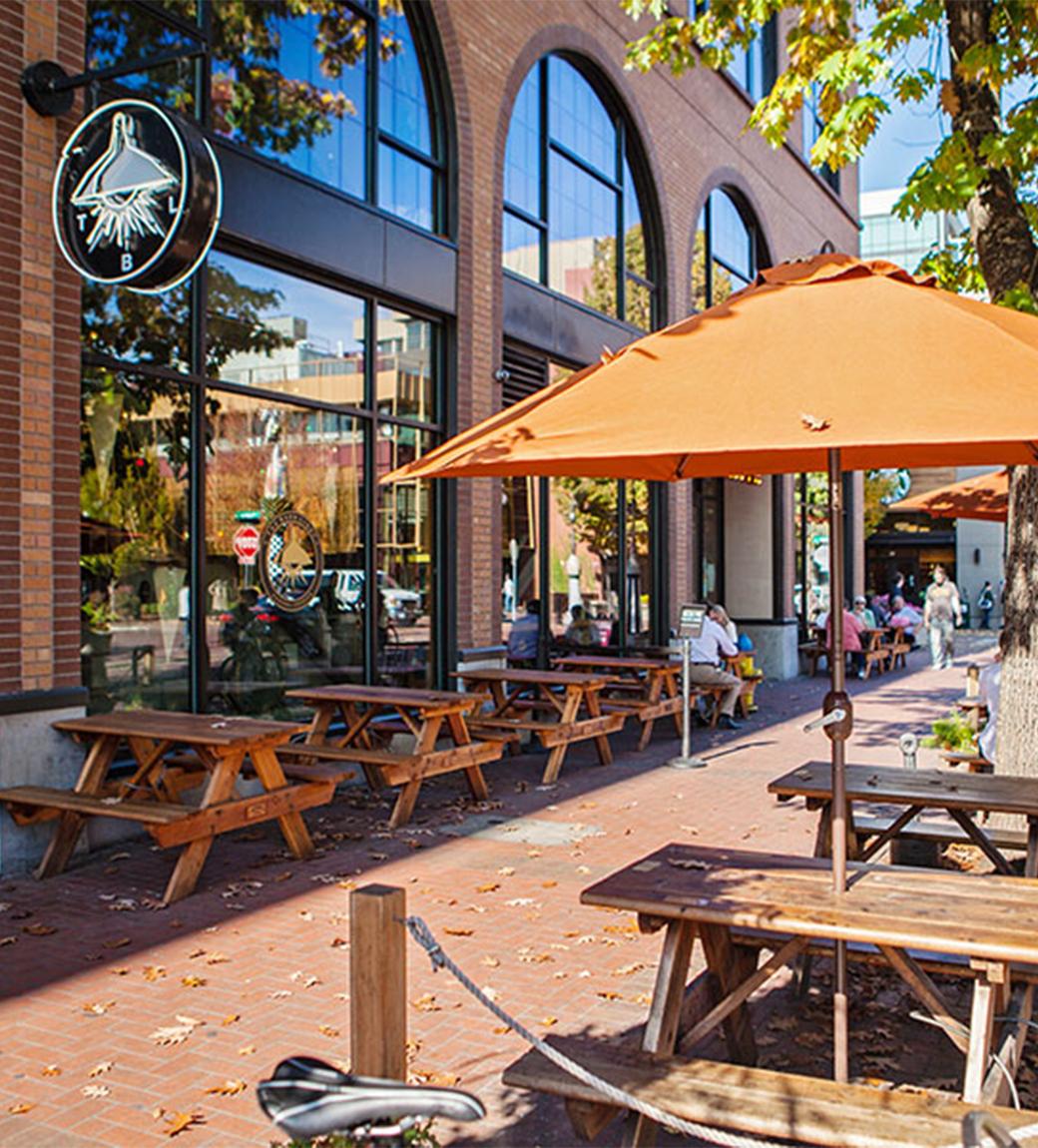 The Barn Light - Downtown Eugene